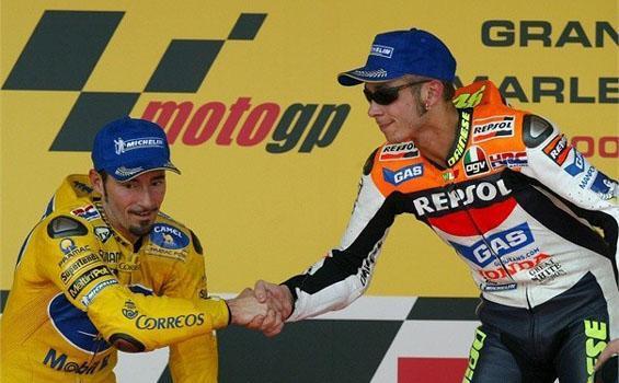 Musuh Abadi Valentino Rossi Angkat Suara soal Perseteruan dengan Marc Marquez