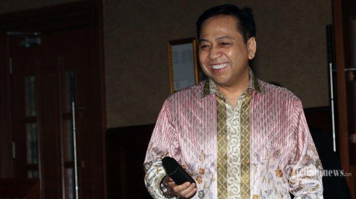 Dalam Pledoinya, Setya Novanto Bantah Intervensi Proyek e-KTP