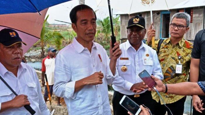 Jokowi Ingin APBD Digunakan Untuk Program Padat Karya Tunai