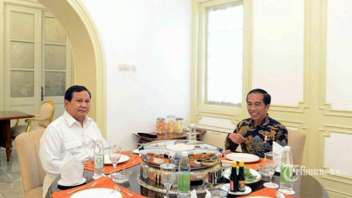 Ini Kata Jokowi, Perihal Prabowo Siap Jadi Capres