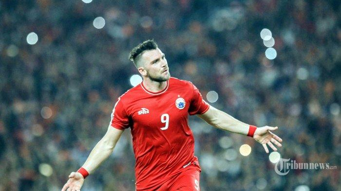 Media Asing Pilih Marko Simic Masuk Daftar 5 Pemain Terbaik Pekan Ke-5 Piala AFC