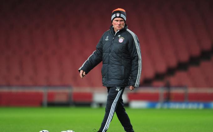 Jupp Heynckes Punya FIrasar Bayern Muenchen ke Final
