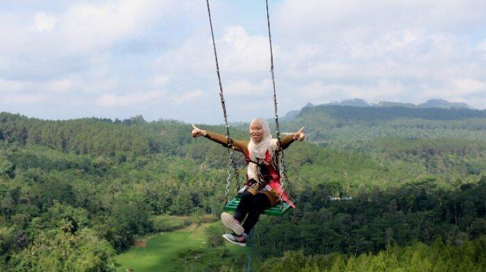 Dua Destinasi Wisata Baru di Kulonprogo Janjikan Pesona Alam Pegunungan Menoreh