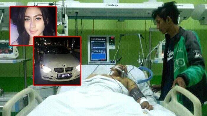 Pengemudi BMW yang Tabrak Ojek Online Tidak Ditahan, Berikut Penjelasan Polisi