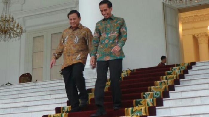 Ini Alasan Jokowi Ingin Gandeng Prabowo sebagai Cawapres