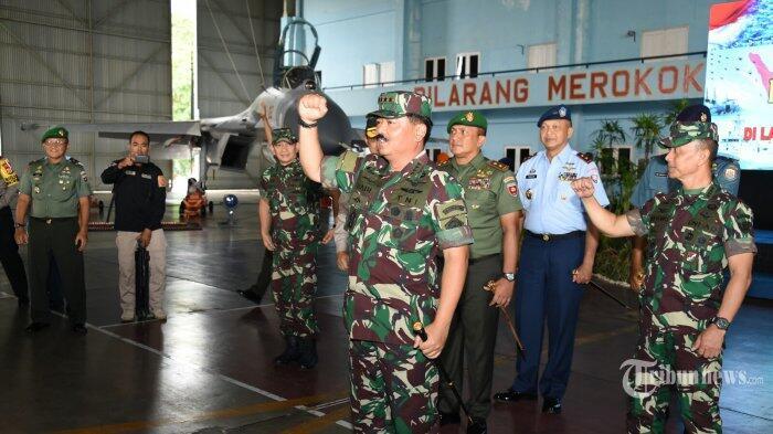 Prajurit TNI dan Polri Perekat Persatuan dan Kesatuan