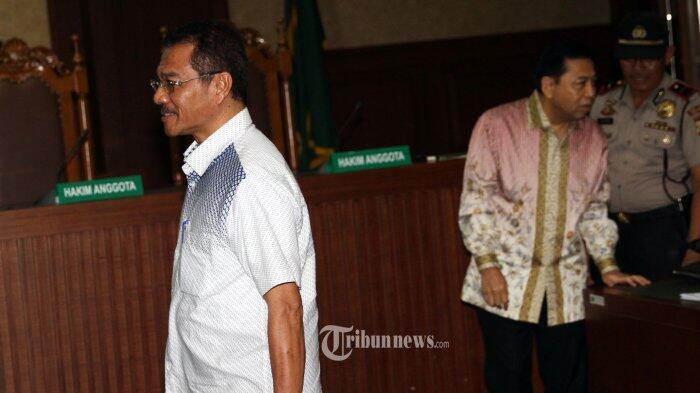 Fakta Terang Benderang Gamawan Fauzi di Tuntutan Novanto