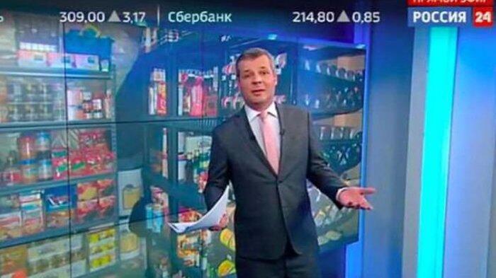 TV Rusia Minta Penonton Bersiap Hadapi Perang Dunia III