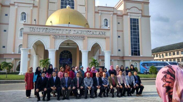 Kemenlu RI Bikin Kegiatan Diplomat Nyantri di Kampus UNIDA Pondok Modern Gontor