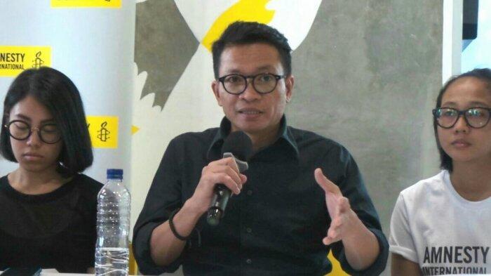 Usman Hamid Sayangkan Sikap Jokowi yang Belum Menemui Istri Novel Baswedan