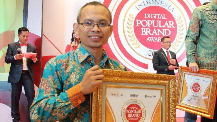 Merek Tata Motors Diganjar Penghargaan Digital Popular Brand Award
