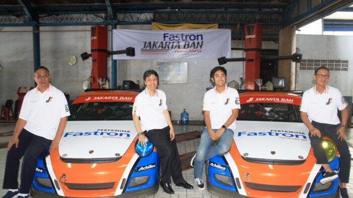 Usung Nama Baru, Fastron Jakarta Ban Racing Team Siap Go International