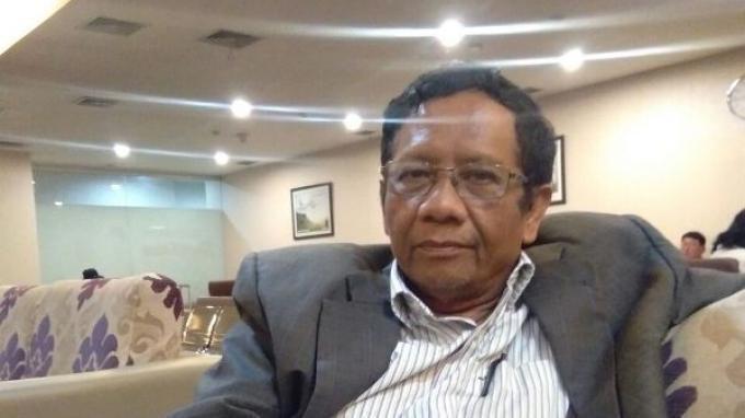 Didukung untuk Maju Capres, Mahfud MD : Tak Punya Elektabilitas dan Dukungan Parpol