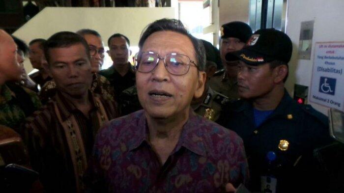 Boediono: Saya Serahkan Proses Hukum ke Aparat