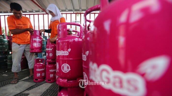 Pertamina Turunkan Harga Perdana Bright Gas 5,5 Kg