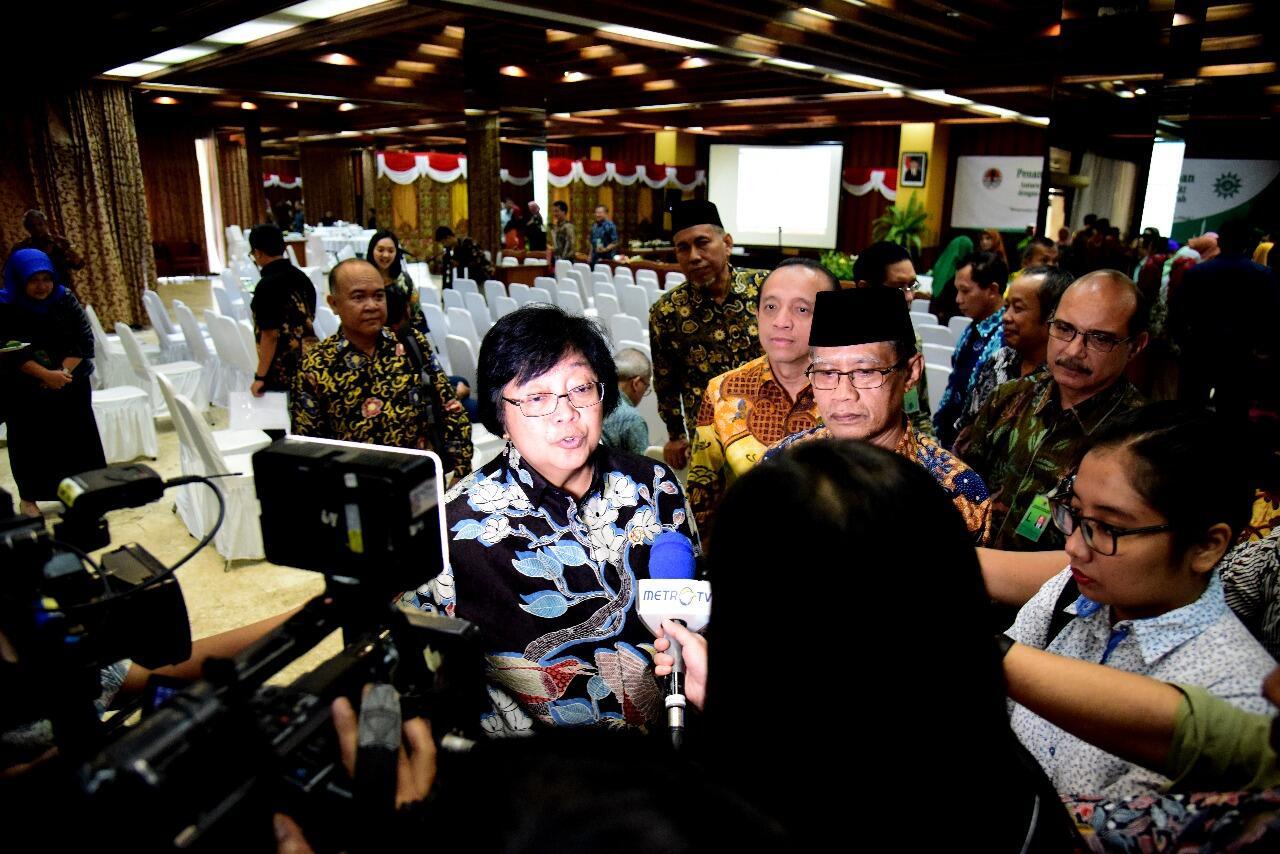 KLHK Bersama Muhammadiyah dan Aisyiyah Canangkan Program Siti