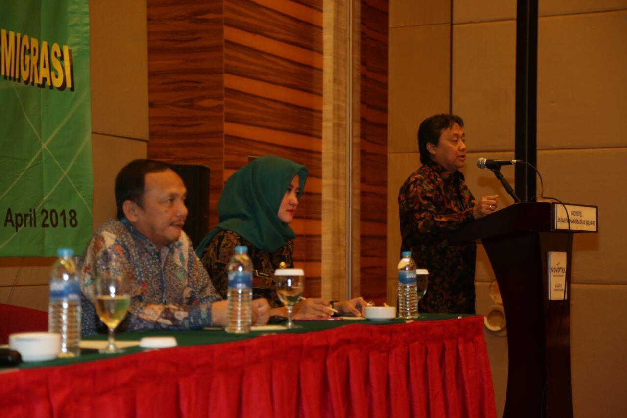 Kemendes PDTT-Forum Pertides Matangkan Sinergi Membangun Desa