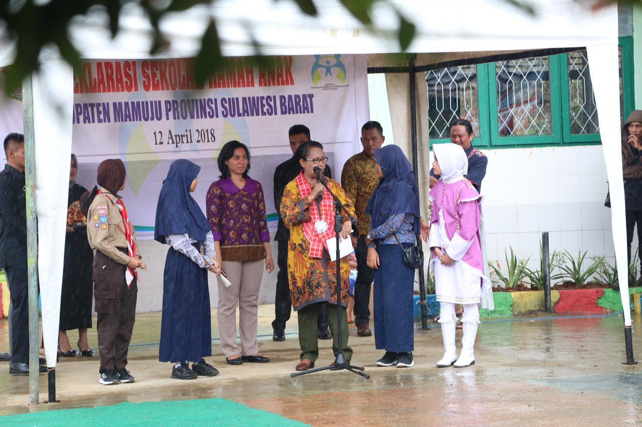 Demi Penuhi 6 Komponen, Menteri PPPA Minta Terus Kawal Sekolah Ramah Anak