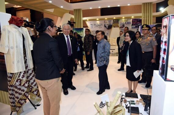 Pameran Produk Indonesia pada IAF 2018 Catat Transaksi 502,27 Juta Dolar AS