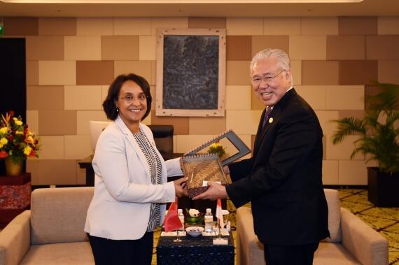 Hasil IAF 2018: Indonesia Mulai Perundingan Dagang dengan Tiga Negara Afrika