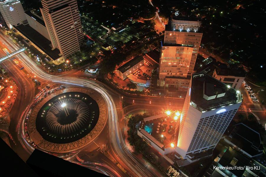 Stabiltas Makroekonomi Kondusif, Moodys Naikkan Peringkat Indonesia