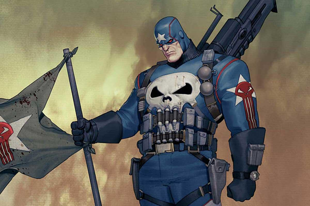 5 Calon Pengganti Captain America!
