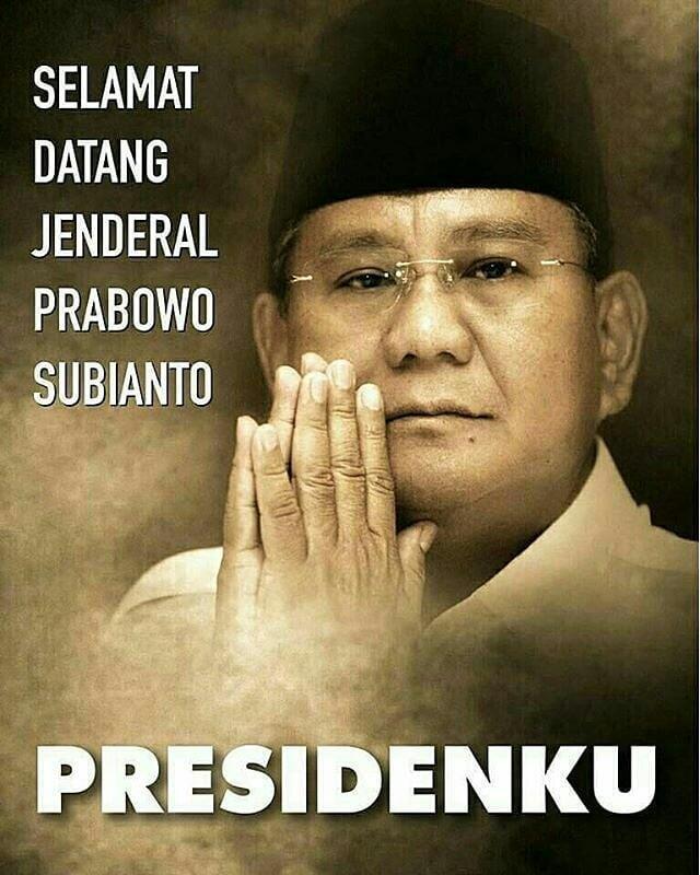 Pesan Gus Dur: Prabowo Jadi Pemimpin Masuki Usia Tua