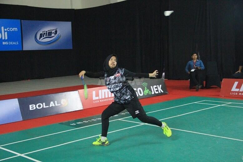 Juara Bertahan Tampil Sempurna, Putri UNY Masih Sulit Diatasi