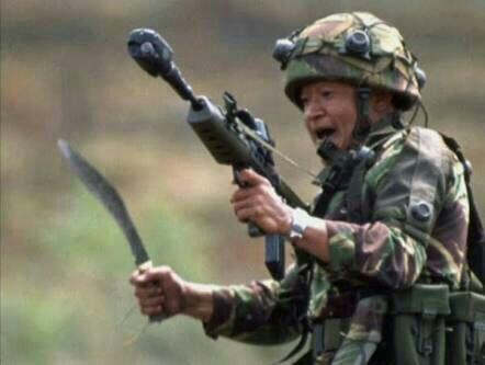 Gurkha, Pasukan Perang Bayaran Paling Mematikan di Dunia