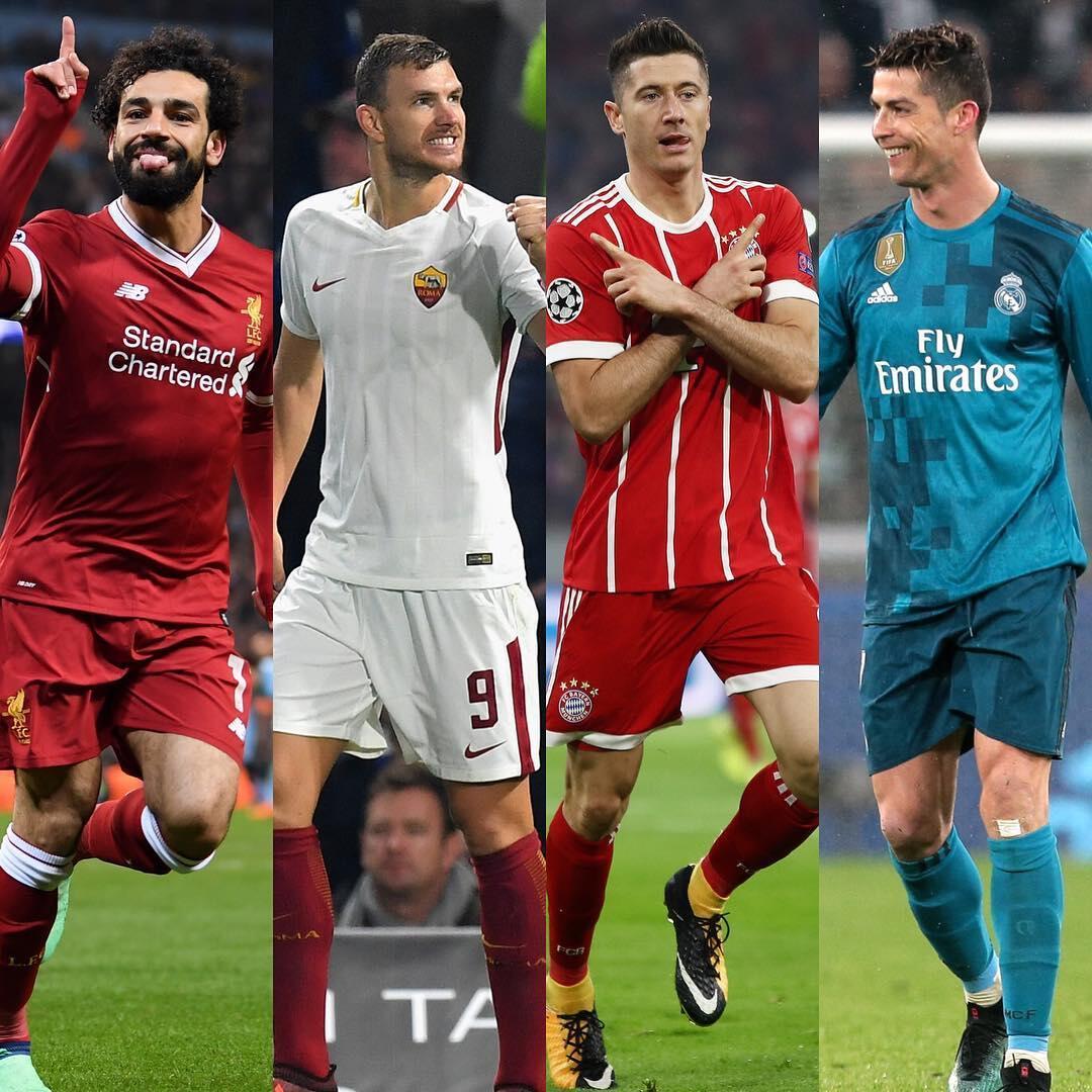 Ini Hasil Undian Semifinal Liga Champions 2018