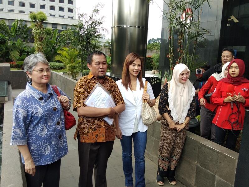 Curhat Nadia Mulya: Ayah Saya Dikorbankan Dalam Kasus Bank Century