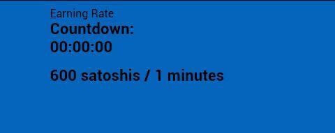 Hot 600 Satoshi Per 1 Menit Kalo Satu Jam Jadi 36000 Satosi Bitcoin Cekidot!!