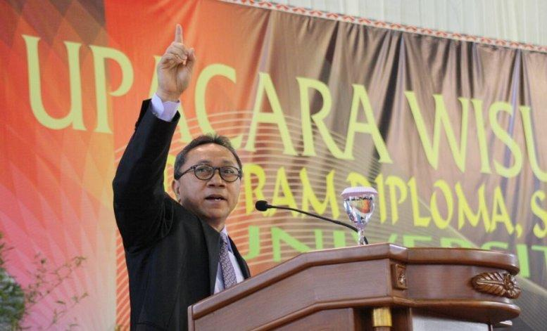 Zulkifli Hasan Bakal Keliling Jawa Timur Sebagai Calon Presiden 2019