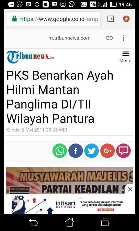 Amien Bicara Partai Setan dan Partai Allah, Ini Kata PKS