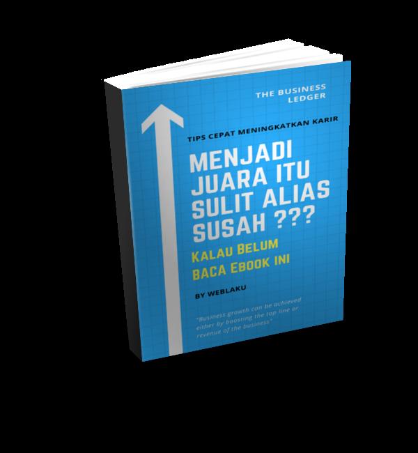 Tips Karir Bisnis | Menjadi Juara itu Sulit alias Susah?? Kelau Belum Baca ini