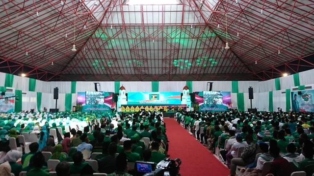 Jokowi Hadiri Harlah PPP di Semarang