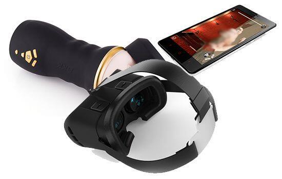 Mblo ini Headset VR Khusus Masturbasi Ini Cuma Buat Jomblo!