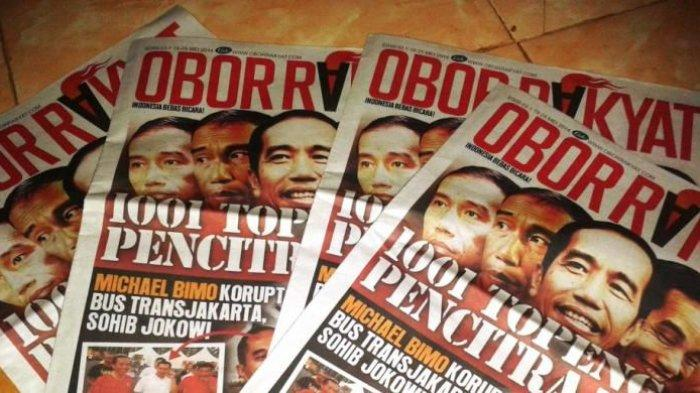 Romi Bongkar Siapa Dalang 'Obor Rakyat' yang Memfitnah Jokowi