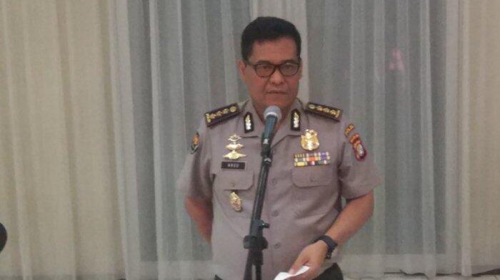 Palsukan Nilai Ujian, Dua Calon Polisi Ditahan