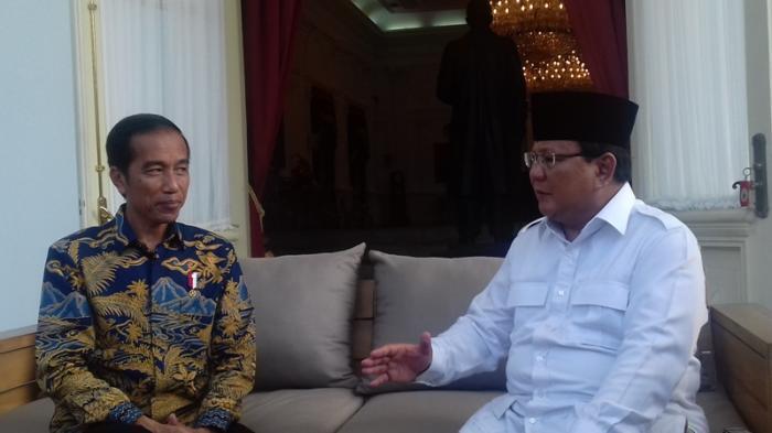 Suara PDI Perjuangan soal Prabowo Cawapres Jokowi