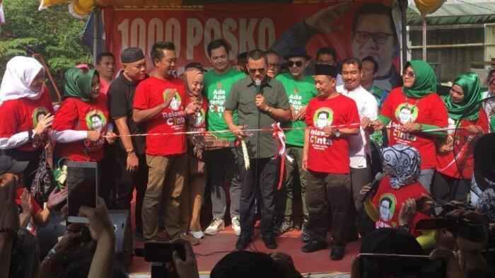 Dukung Cak Imin, Sejumlah Warga Jakarta Bentuk Posko C1nta
