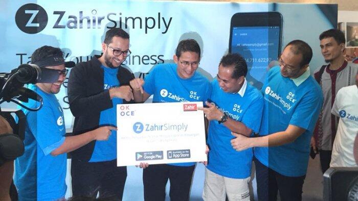 Aplikasi Zahir Simply Untuk Bantu UMKM Hadapi Era Digital