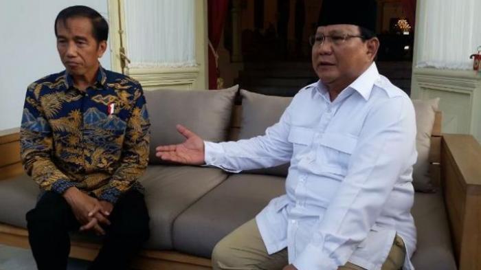 Wasekjen Gerindra: Jokowi Pernah Tawari Prabowo Jadi Cawapres Tapi Ditolak