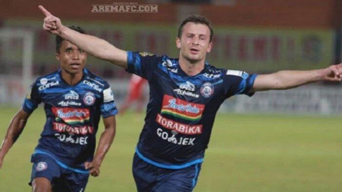 Arema FC Vs Persib: Balsa Bozovic Optimis Tumbangkan Maung Bandung