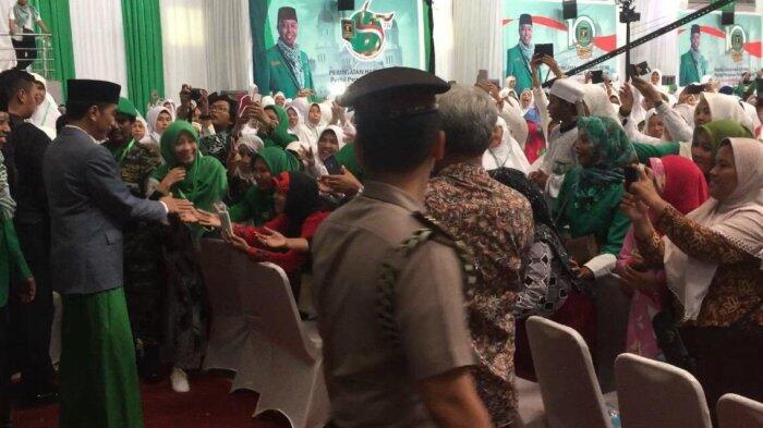 Presiden Jokowi: Fungsi Parpol Bukan Hanya Rekruitmen Politik