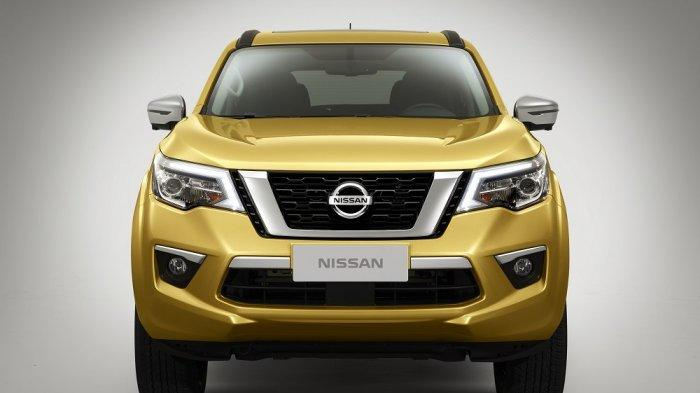 Nissan Terra SUV 5-Seater 2.5L Lakukan Debut di China