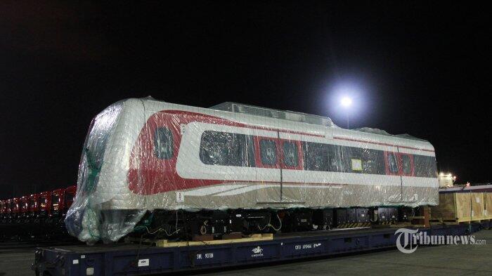 LRT Jakarta Ditargetkan Mulai Beroperasi Juni Ini