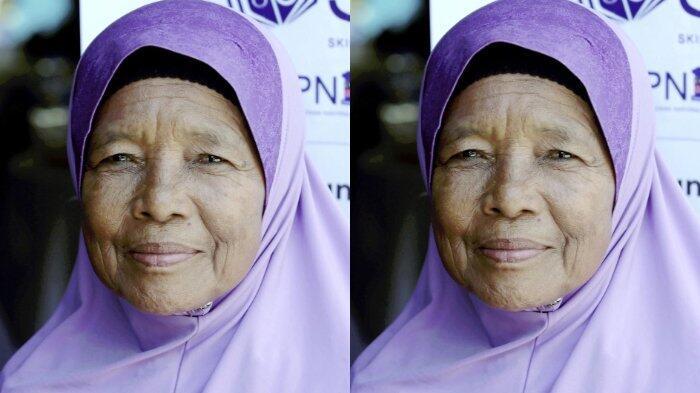 Nenek Aishah, Mahasiswa Berusia 70 Tahun yang Tak Pernah Menyerah