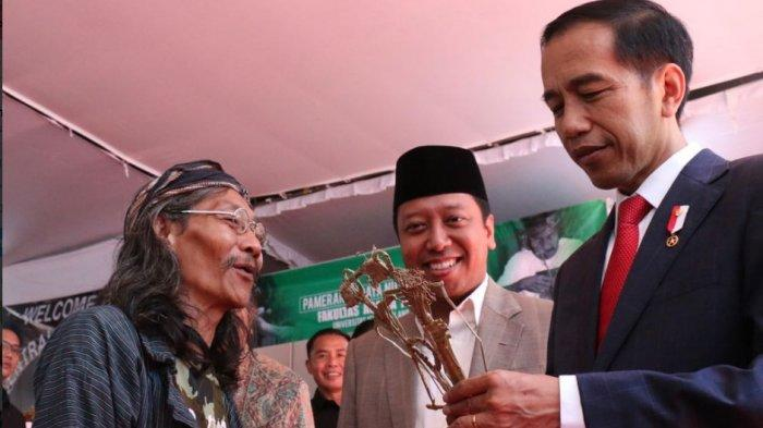Ketua Umum PPP Cerita Asal Muasal Fitnah Komunis Terhadap Jokowi