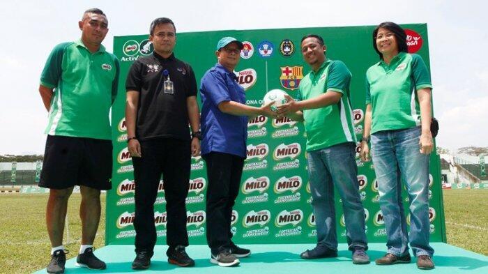 Putaran Ketiga MILO Football Championship Resmi Digelar di Bandung